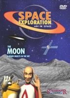 Space Exploration: Adi in Space: Moon & Other Objects in the Sky