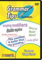 Grammar Tips for Students: Common Usage Errors