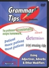 Grammar Tips for Students: Using Adjectives, Adverbs & Other Modifiers