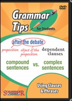 Grammar Tips for Students: Using Clauses & Phrases
