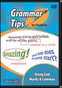 Grammar Tips for Students: Using End Marks & Commas