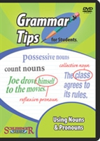 Grammar Tips for Students: Using Nouns & Pronouns