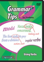 Grammar Tips for Students: Using Verbs