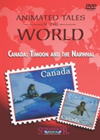 Animated Tales of the World: Canada: Timoon and the Narwhal