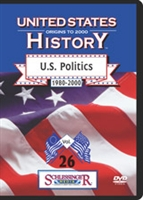 United States History Origins to 2000: U.S. Politics (1980-2000)