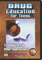 Drug Education for Teens: Tranquilizers & Other Depressants