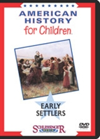 American History for Children: Early Settlers