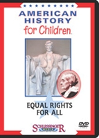 American History for Children: Equal Rights for All