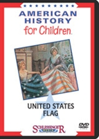 American History for Children: United States Flag