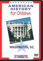 American History for Children: Washington D.C.