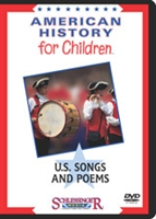 American History for Children: U.S. Songs and Poems
