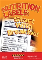 Nutrition Labels Start With Breakfast