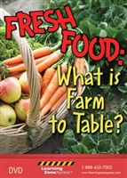 Fresh Food What Is Farm to Table?