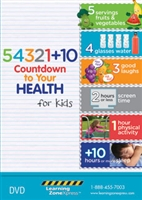 Countdown to Your Health for Kids