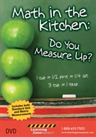 Math in the Kitchen Do You Measure Up