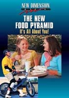 New Food Pyramid It's All About You