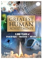 Greatest Human Achievements