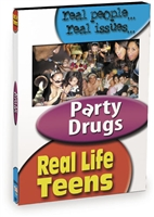 Real Life Teens Party Drugs