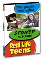 Real Life Teens Stoned at School