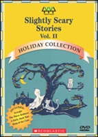 Slightly Scary Stories for Halloween: Vol. II DVD
