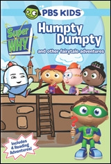 Super WHY! Humpty Dumpty and Other Fairytale Adventures (Full Screen)