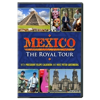Mexico: The Royal Tour (Widescreen)