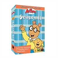 Arthur: Season 11 (5 DVD Set)