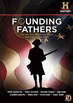 Founding Fathers: The Men Who Shaped Our Nation and Changed the World DVD Collection