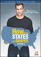 How the States Got Their Shapes: Season 2 (Widescreen)