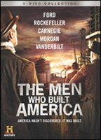 The Men Who Built America (Widescreen)