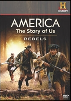 America: The Story of Us - Rebels (Widescreen)
