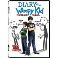 Diary of a Wimpy Kid: Rodrick Rules (Widescreen)