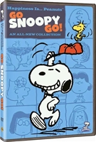 Happiness Is...Go, Snoopy, Go! DVD