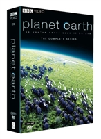 Planet Earth The Complete DVD Collection