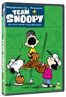 Happiness Is... Peanuts: Team Snoopy DVD