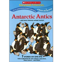 Antarctic Antics and More Hilarious Animal Stories