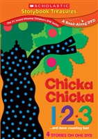 Chicka Chicka 1-2-3 and More Stories About Counting