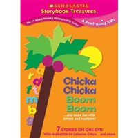 Chicka Chicka Boom Boom and More Fun With Letters and Numbers