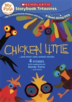 Chicken Little and More Zany Animal Stories