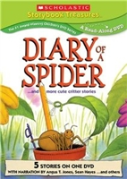 Diary of a Spider and More Cute Critter Stories