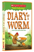 Diary of a Worm and 4 More Great Animal Tales