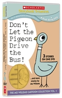 Don't Let the Pigeon Drive the Bus! and More Stories by Mo Willems