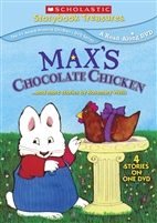 Max's Chocolate Chicken and More Stories by Rosemary Wells