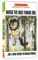 Where the Wild Things Are and 5 More Stories by Maurice Sendak