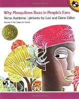 Why Mosquitoes Buzz in People's Ears and More Stories From Africa