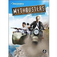 Mythbusters Collection 8