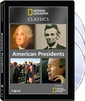 National Geographic Classics: American Presidents DVD (Full Screen/Widescreen)