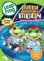Leap Frog Math Adventure to the Moon