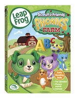 Leap Frog Scout & Friends Phonics Farm