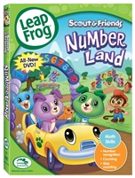 Leap Frog Scout & Friends Numberland